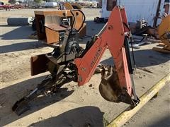 """Great Bend 751 46"""" Homemade Backhoe Attachment"""