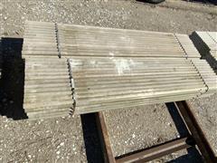 High Tensile Fiberglass Electric Fence Posts