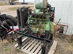 John Deere 4039 Diesel Power Unit
