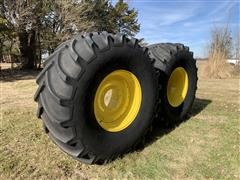 Goodyear Optitrac DT830 900/60R32 Radial Tubeless Bar Traction Combine Tires