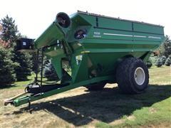 2009 J&M 1050-22 Grain Storm Grain Cart