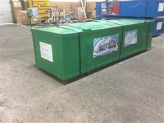 2020 Premium 20X42X12 Canvas Fabric Storage Building