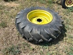 BF Goodrich 16.9-26 Tire & Rim