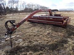 Hesston 1014+2 Hydro Swing Mower Conditioner