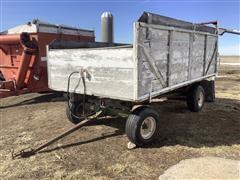 John Deere 1065A Forage Wagon