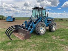 1992 Ford 9030 Versatile Bi-Directional Loader Tractor