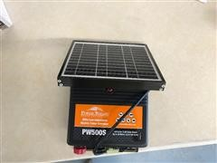 Power Wizard 500S Solar Electric Fence Energizer