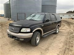 1999 Ford Eddie Bauer Expedition SUV