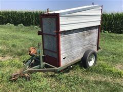 Daniels AI Box On Carrier Cart
