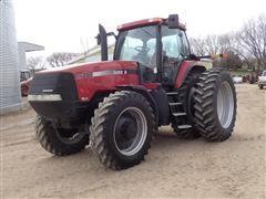 2001 Case IH MX Magnum 200 MFWD Tractor
