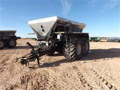 New Leader TR3000 Edge 4 NL345 Fertilizer Spreader