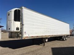 2006 Utility 3000R 48' T/A Reefer Trailer W/Thermo King SB-210 Unit