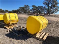 Ag-Chem Redball Saddle Tanks