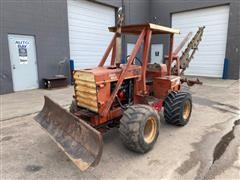 DitchWitch R40G 4x4 Trencher