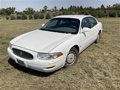 2000 Buick Le Sabre Car