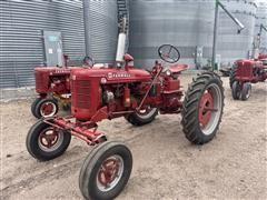 McCormick Farmall Super C 2WD Tractor
