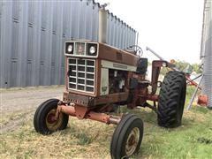 1975 International 766 2WD Tractor