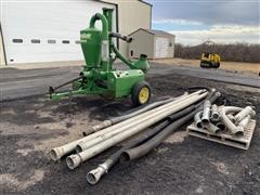 Handlair 3000 Pneumatic Conveying System Grain Vac