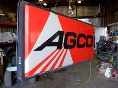 AGCO Lighted Sign
