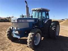 1986 Ford TW35 MFWD Tractor