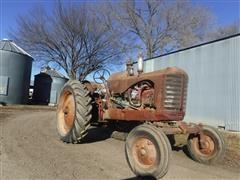 1954 Massey Harris 44 Special LP 2WD Tractor