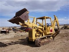 Caterpillar 931C Track Loader W/Backhoe