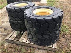 Gehl Skid Loader 14-17.5 Tires & Rims