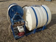 COXREELS Sprayer Pump & Reel