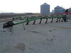 John Deere 2800 7 Bottom On Land Vari Width Plow