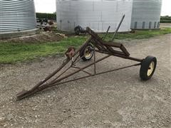 Pull Type Round Bale Mover