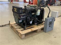 1997 Onan 8.0 KW Commercial Diesel Generator