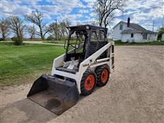 Bobcat 542B Skid Steer