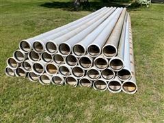 """8"""" Plastic Irrigation Pipe"""