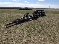 1982 Homemade Combine Trailer