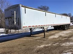 2003 Wilson DWBT-500 Tri/A Live Bottom Belt Trailer