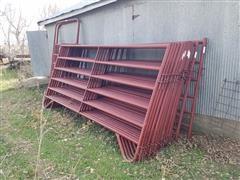 Farmaster Corral Panels/Entry Gates