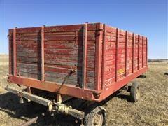 Omaha Standard Grain Box W/Hoist (NOT Running Gear)