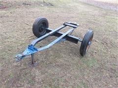 Ford 2-Wheel Equipment Trailer