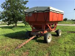 Harvest King Wagon W/Auger