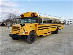 1998 International 3800 Bus