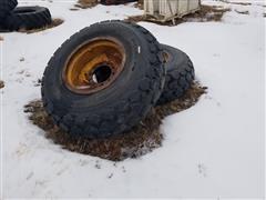 Galaxy 18.4-26 Tires & Rims