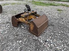 HG Excavator Clam Bucket