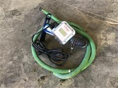 Flowserve PH6 Plastic Herbicide Pump W/Flowmeter