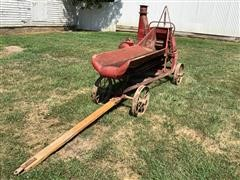 McCormick-Deering Type No.10-E Silage Chopper