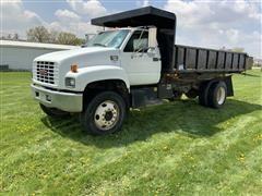 2000 GMC C7500 2WD Dump Truck
