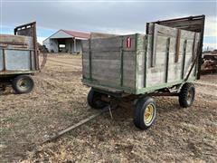Forage Dump Wagon