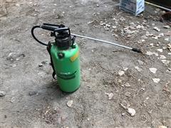 Green Thumb 3 Gallon Hand Pump Sprayer