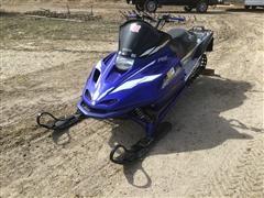 2000 Yamaha 700 Triple Snowmobile