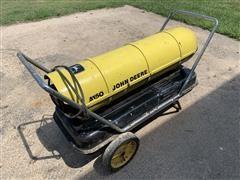 John Deere A150 Portable Space Heater