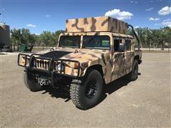 2000 AM General Hummer 4x4 SUV